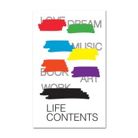 Graphic Note-Life Contents