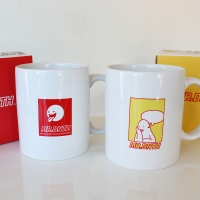 Mr.Donothing Mug Cup