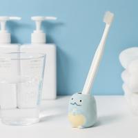 홈 욕실 데스크 도자기 위생 칫솔꽂이 프렌즈 스탠드_(727208)