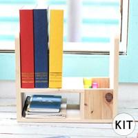 [061] 바구니 책꽂이 만들기 DIY