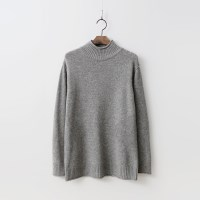 Cashmere Wool Half Turtleneck Knit