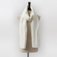 Wool Knit Muffler