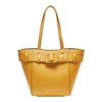 W001 버킷 쇼퍼백- yellow