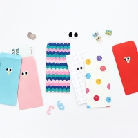 솜솜 베이직 봉투 세트 (6매 SET)