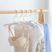휴대용 접이식 늘어나는 옷걸이