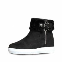 kami et muse Ankle belted fur high top _KM17w286