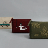 BOAT POUCH-3종