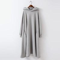 New Gimo Hoodie Maxi Dress