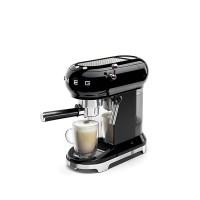 반자동 커피머신 블랙 한국형 ECF01BLKR