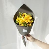 청춘을 위한 꽃다발, 프리지아 미니 블룸
