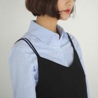 fresh pocket stripe shirts