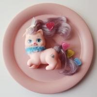 Candy Heart Mini Pins