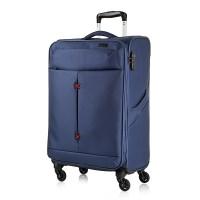 [시후레] 이스케이프 X EVA TSA 수하물 24형/66cm 여행가방 - 네이비