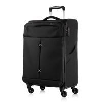 [시후레] 이스케이프 X EVA TSA 수하물 24형/66cm 여행가방 - 블랙