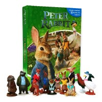 Peter Rabbit : My Busy Books 피규어북