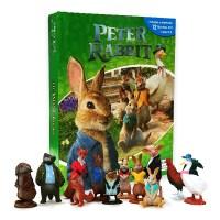 Peter Rabbit : My Busy Books 피규어북