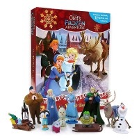 Disney Frozen Adventure : My Busy Books 피규어북