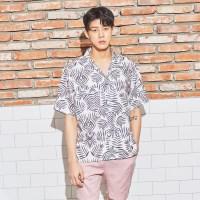 [비키니밴더] 일루전 포레스트 셔츠 (MEN)