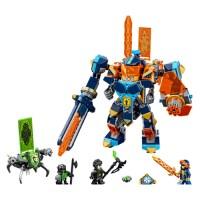 [레고 넥소나이츠] 72004 클레이의 전투 로봇