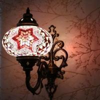 [텐텐클래스] (강남) 터키 모자이크 램프 만들기