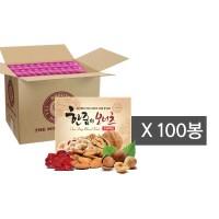 홈쇼핑히트상품 한줌의보너츠프리미엄20g x 낱봉100봉_(760757)