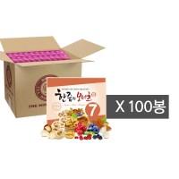 홈쇼핑히트상품 한줌의보너츠S7 20g x 낱봉 100봉_(760756)