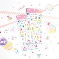 마넷 스티커 - Alice in Wonderland (Pastel) (앨리스 파스텔)