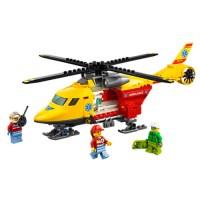 [레고 시티] 60179 구급 헬리콥터