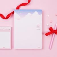 네 달의 시간 핑크에디션세트 (스터디플래너+메모지)
