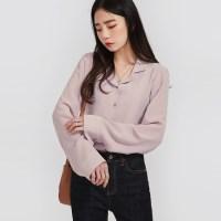 FRESH A collar blouse_(871238)