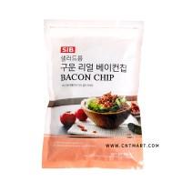 냉장-에스아이비 구운 리얼 베이컨칩 500g/샐러드용_(640346)