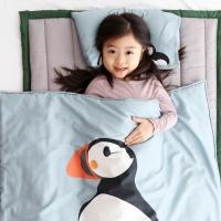 보니멀즈 클린모달 어린이집 낮잠이불 세트 (솜포함)