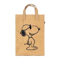 [SS18 Peanuts] Snoopy Kraft Bag(Brown)_(599967)