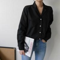 메르시 카라 포켓 셔츠 (5-COLORS)