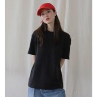 [치즈달] simple cotton t-shirts