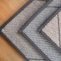 마이크로셔닐 카페트 [100X150] 소형 (3color)