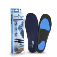 풋로직스 기능성 인솔 - 컴포트 (발피로 개선. 발뒤꿈치 통증)