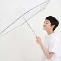 [TIOHOH] 수동장우산 - Double stripe (양산겸용)