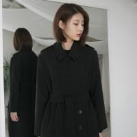Chic basic trench coat