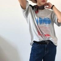 모엘르 실켓 티셔츠