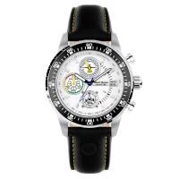 대한민국 공군 특수비행팀 블랙이글스 시계 DP239E-WHITE
