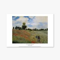 Poppies - 클로드 모네 004