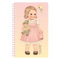 paper doll mate spring note/ ver.3 - Julie