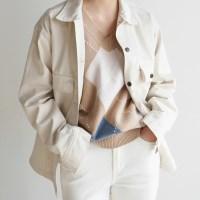 Fresh boxy jacket