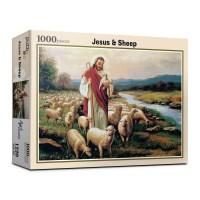 1000피스 예수와 양떼 직소퍼즐 PL1220_(983883)