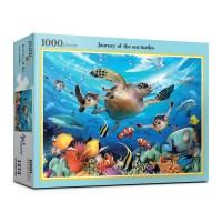 1000피스 바다 거북의 여행 직소퍼즐 PL1275_(983773)
