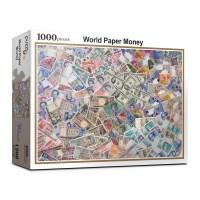 1000피스 세계의 지폐 직소퍼즐 PL1268_(983772)