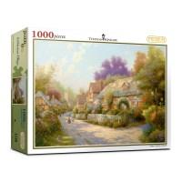 1000피스 카블스톤 마을 직소퍼즐 PL1139_(983760)