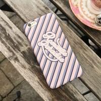 폰케이스 Romantic paradise [Stripe]