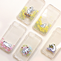 Mr.Donothing iPhone 7/7s/8 Clear soft case_Flower edition